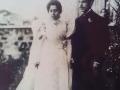 Nel giorno del suo matrimonio